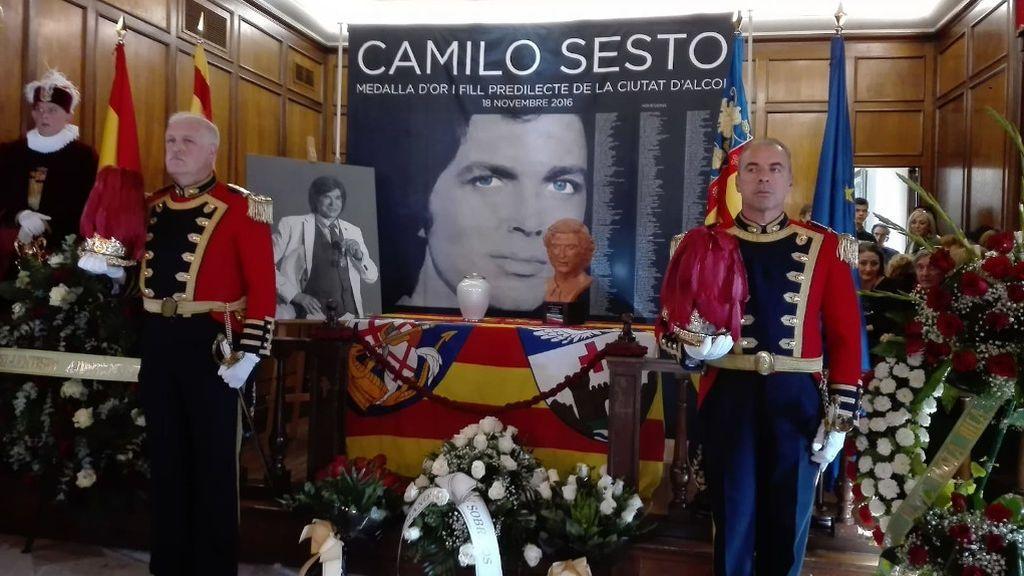 Camilo Sesto descansa en paz