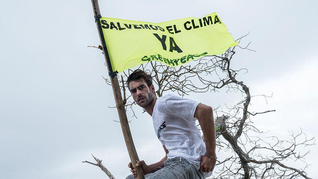 Al Gore premia a Jon Kortajarena por su activismo contra el cambio climático