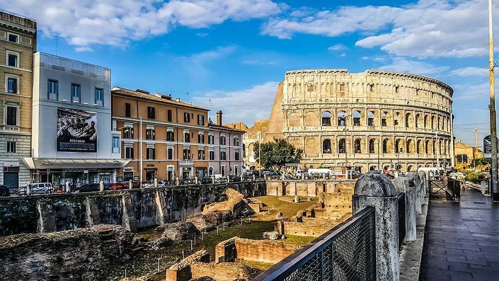 El sol en Italia es cuestión de Estado