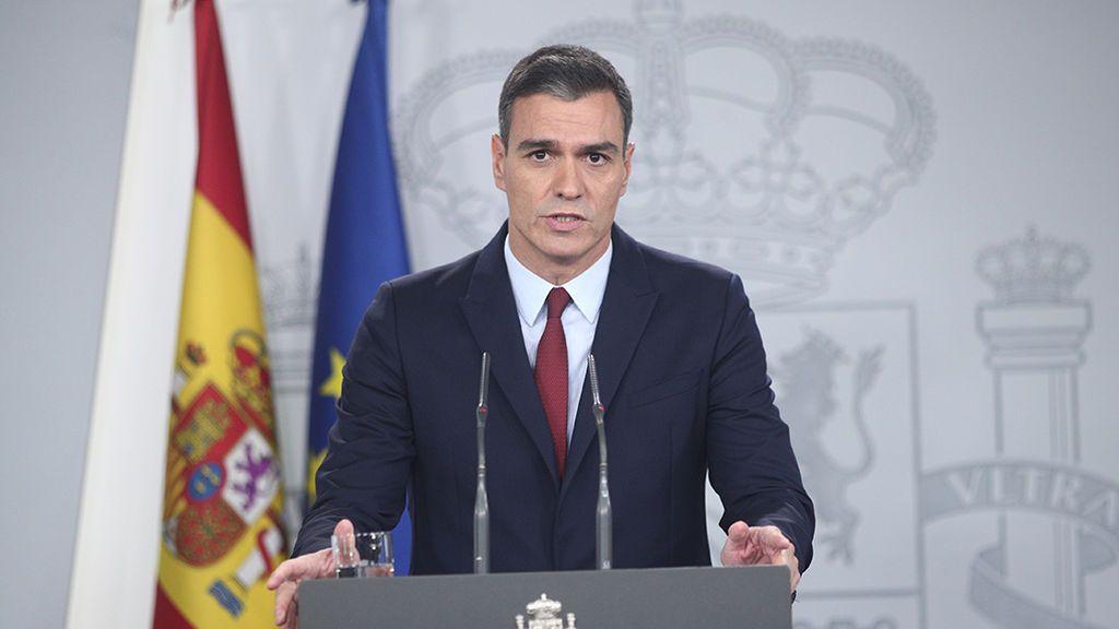 "Sánchez tras la exhumación: ""Hoy España cumple consigo misma"""