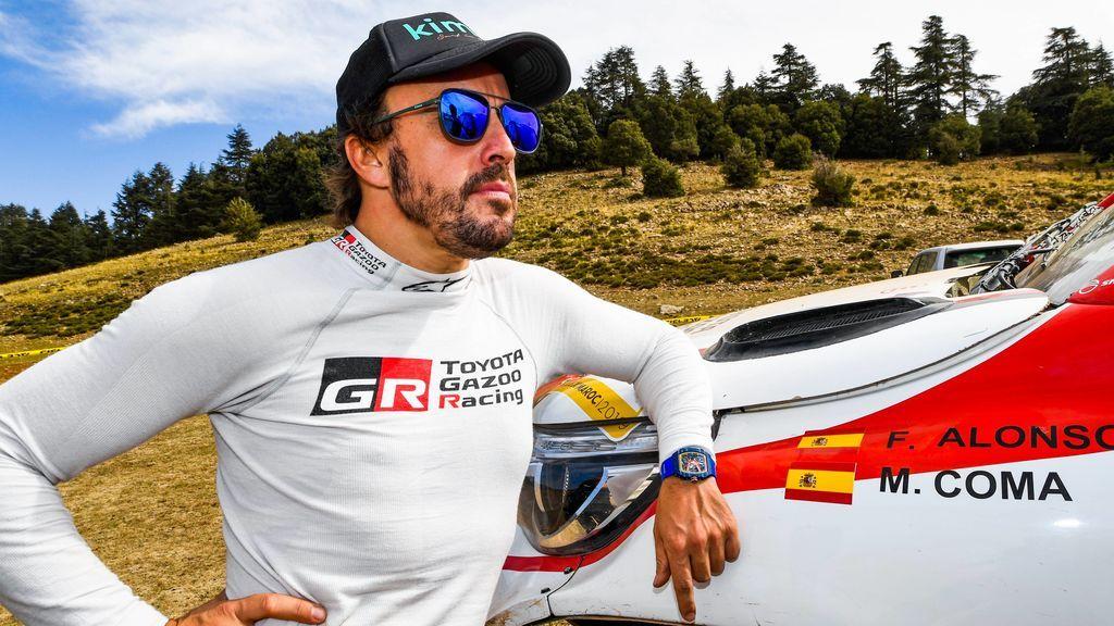 Ya es oficial: Fernando Alonso disputará el Dakar 2020 con Toyota