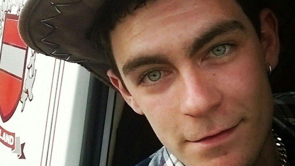 Mo Robinson, el conductor detenido del 'camión del horror' de Reino Unido