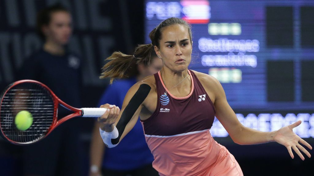 """La tenista Mónica Puig, oro en Río, confiesa su lucha contra la depresión: """"No pude encontrar formas de motivarme"""""""