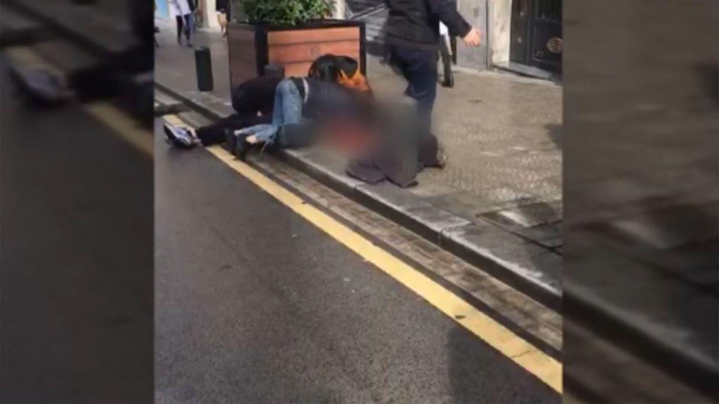 Tiroteo mortal y miedo en Bilbao La Vieja tras un ajuste de cuentas por una posible infidelidad