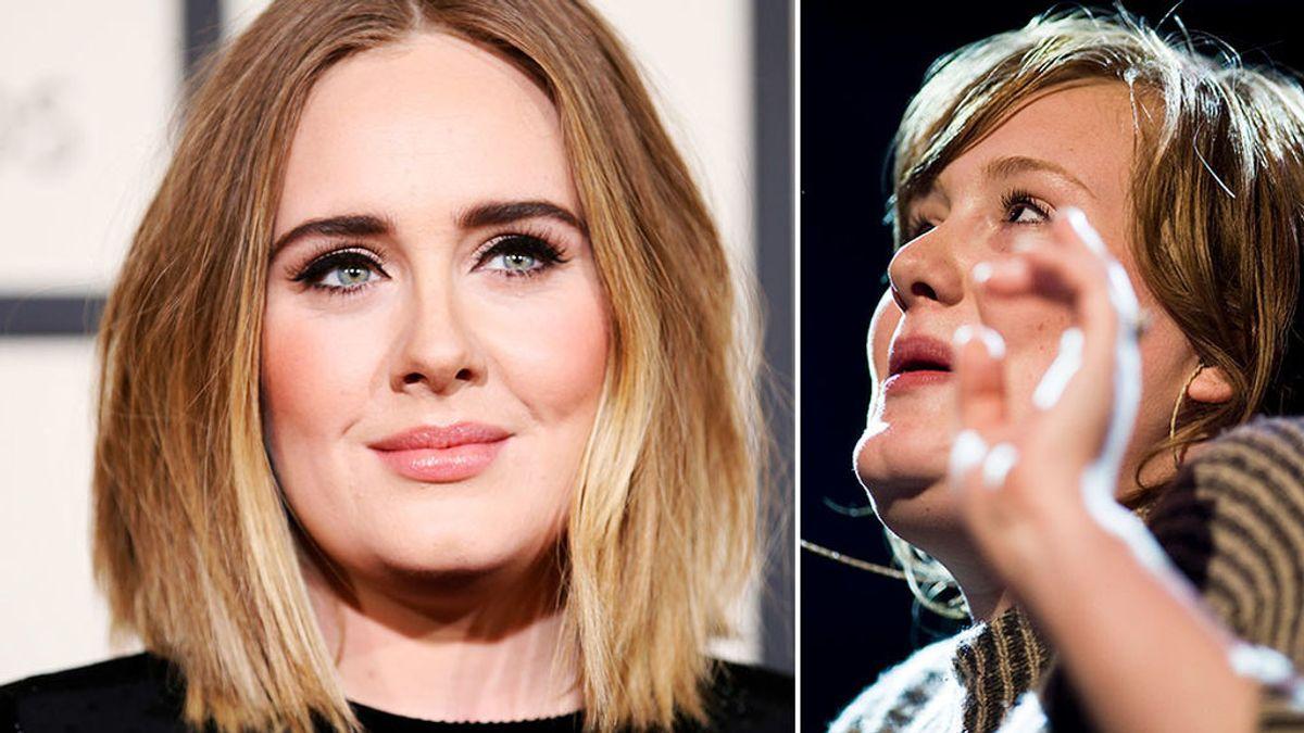 Adele, la eterna belleza menguante: así ha cambiado en los últimos 10 años
