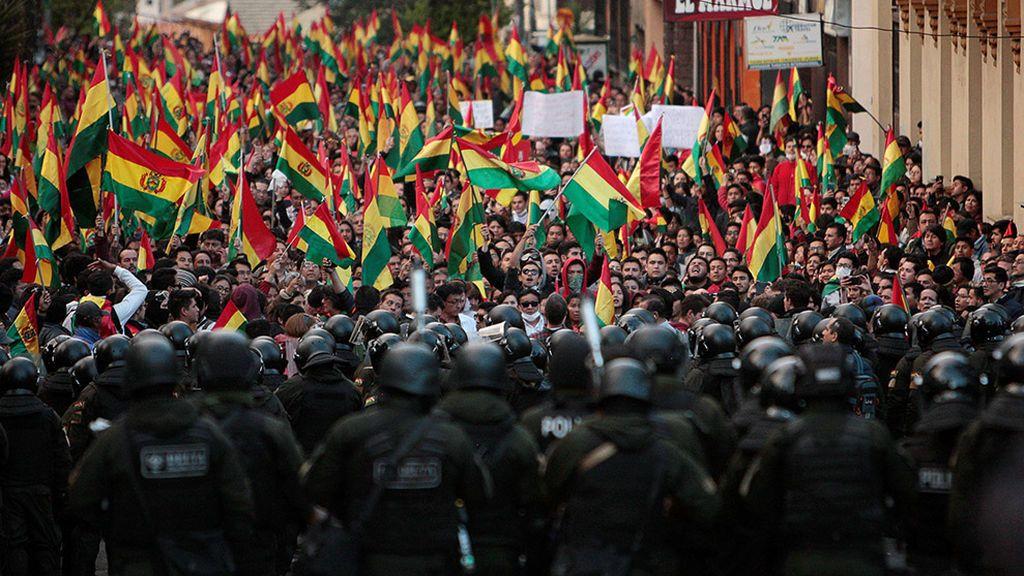 Bolivia y las sombras de fraude