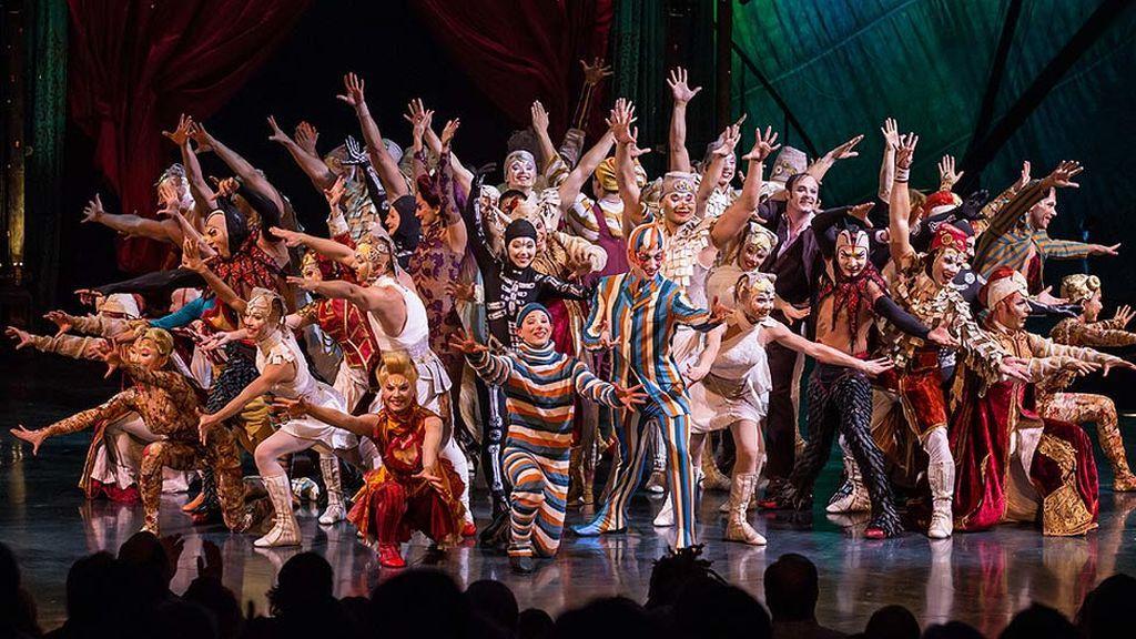 KOOZA, el espectáculo homenaje al circo del Cirque du Soleil ya está en Madrid y se queda toda la Navidad