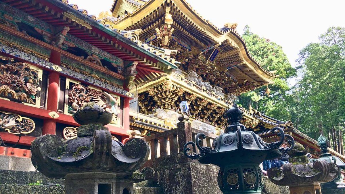 Nikko y el Santuario más bonito de Japón