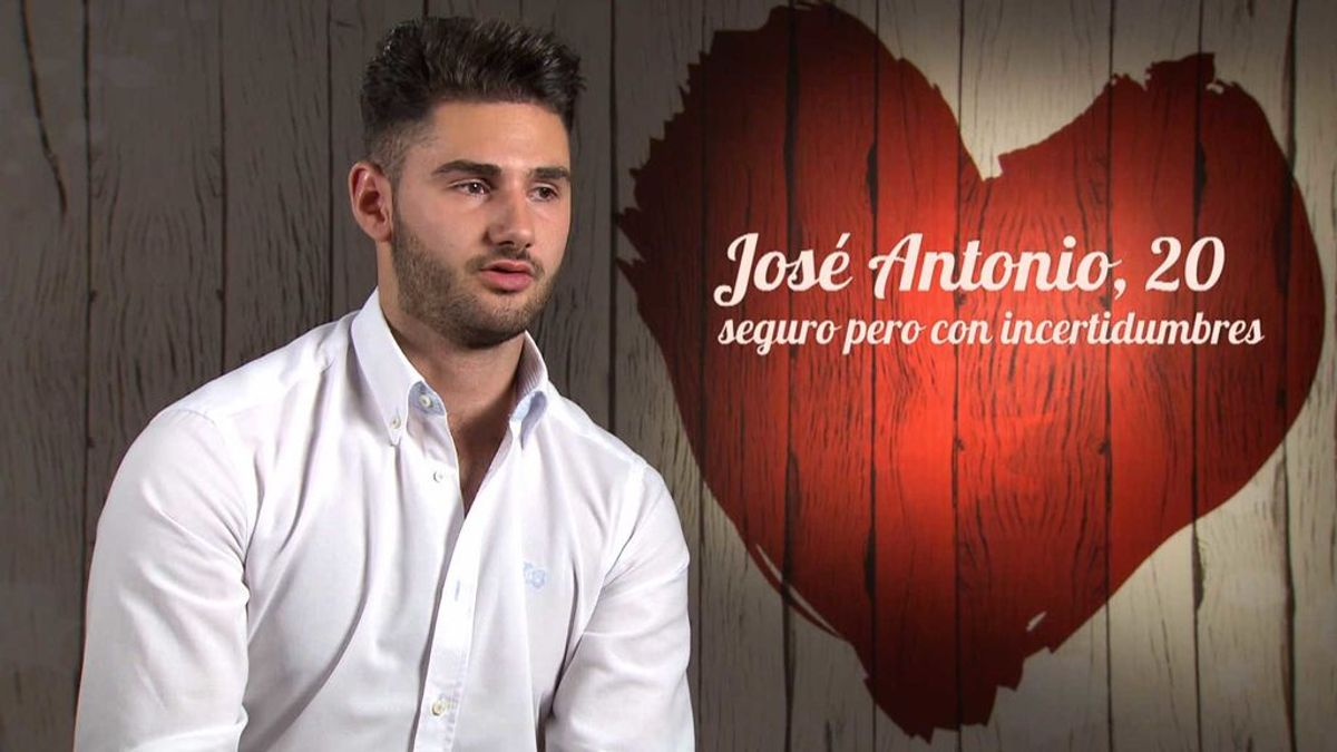 """José Luis tiene un problema con su nombre: """"Me gustaría llamarme Hugo"""""""