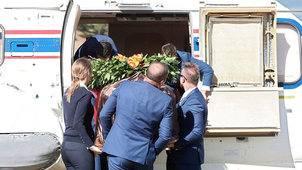 """Testigos de la exhumación: """"La caja crujía"""""""