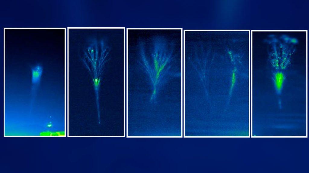 La primera imagen de un 'jet' gigante: las mayores descargas eléctricas de la atmósfera