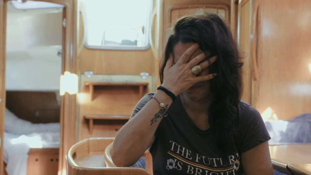 """Lorena tiene que abandonar el barco de Javi: """"Mi abuelo está muy mal"""""""