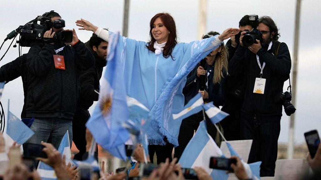 Elecciones en Argentina: 'Los Fernández' y la resurrección de Cristina