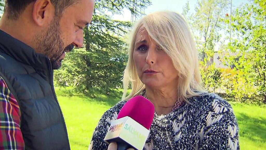 """Lucía Pariente, madre de Alba Carrillo: """"Me equivoqué al darle el mensaje, tenía que haberla dejado tranquila"""""""