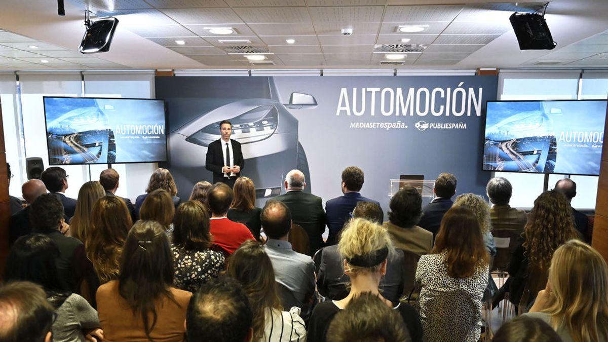 El 70% de las ventas del sector Automoción proceden de la publicidad en televisión, según un estudio presentado al mercado por Publiespaña