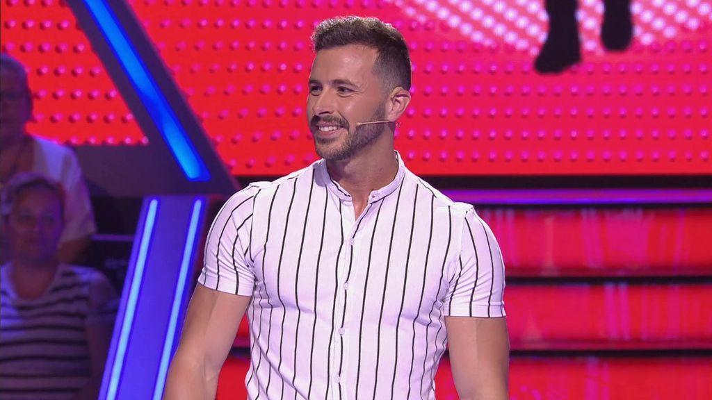David bate el reto de flechazos del programa: seis concursantes pulsan el botón