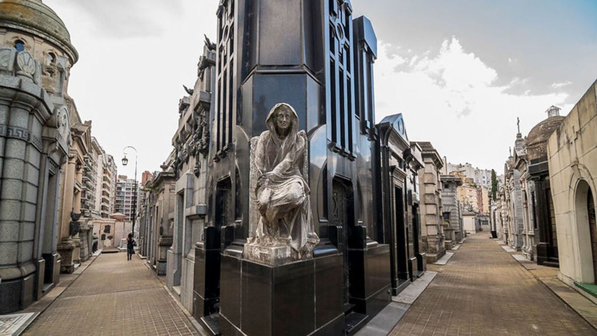 Historias de cementerios