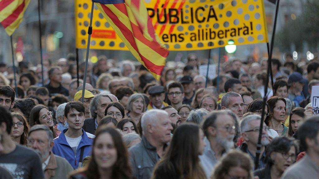 Más de 100 entidades se suman a la manifestación del sábado en Barcelona