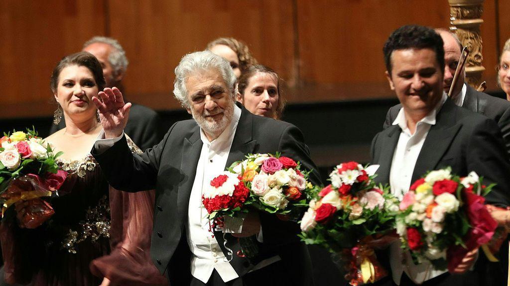 Ovación para Plácido Domingo en la Ópera de Viena por su interpretación en 'Macbeth'