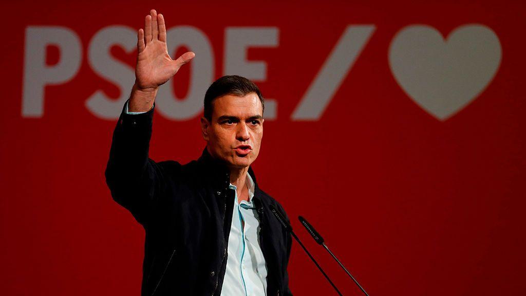 """Sánchez asegura que hará """"lo que tenga que hacer"""" ante el independentismo"""