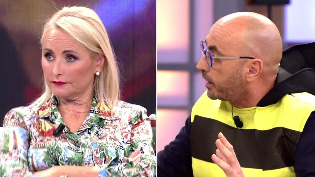 Enfrentamiento entre Lucía Pariente y Diego Arrabal