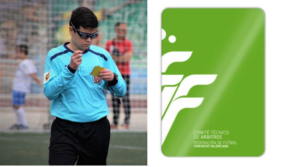 La Federación valenciana permitirá a los árbitros del fútbol base enseñar tarjeta verde como ejemplo de deportividad