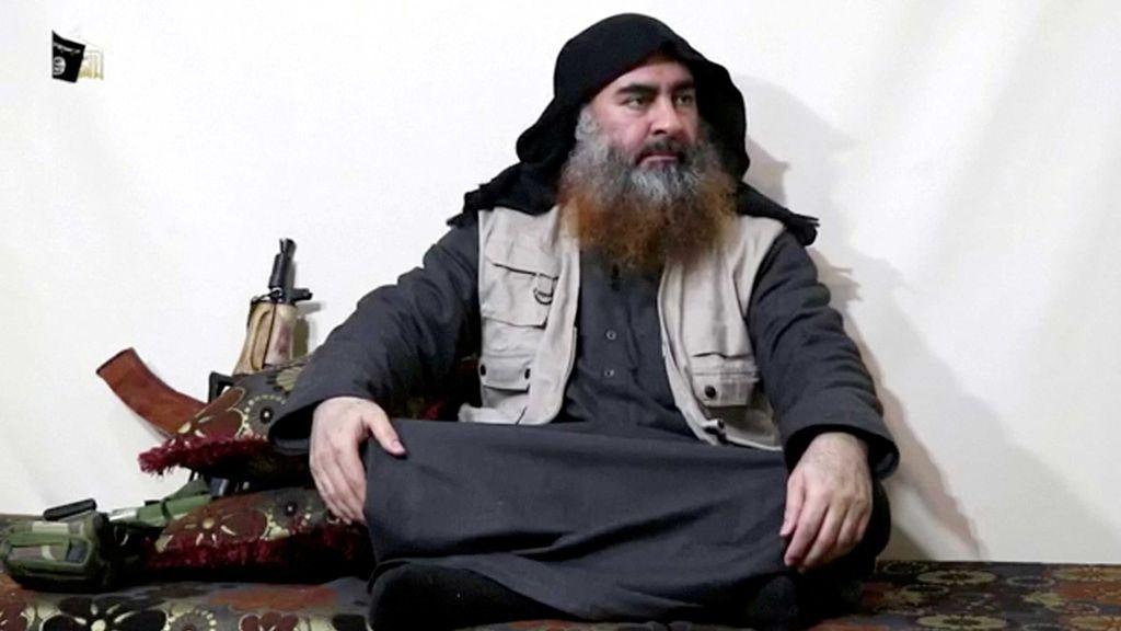 Estados Unidos abate en Siria al líder del Estado Islámico