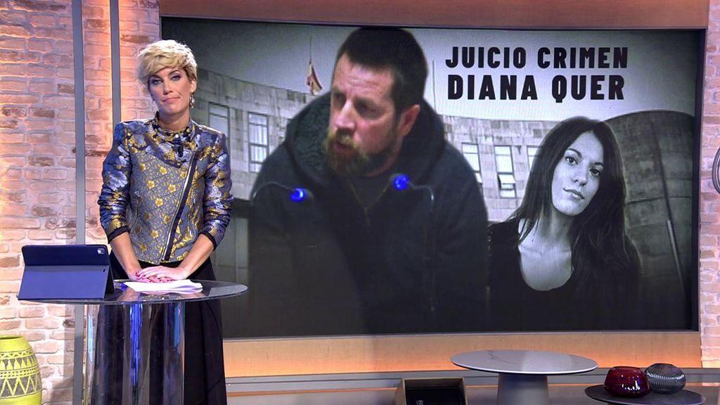 """Hermana del Chicle, asesino confeso de Diana Quer: """"Salía la chica en la tele y él decía '¿quién será el hijo de puta que la mató?"""""""