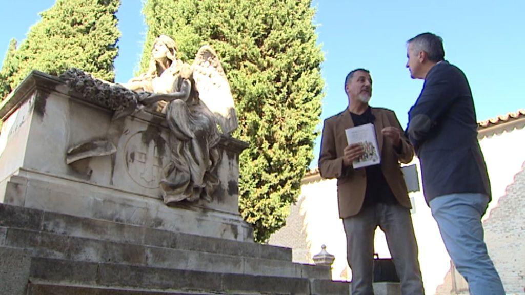 Lo que cuentan los cementerios de los 'follones del siglo XIX'