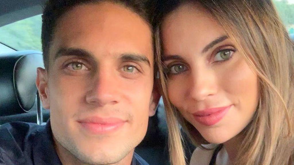 """Melissa Jiménez y Marc Bartra se convierten en padres por tercera vez: """"Hemos cumplido otro sueño"""""""