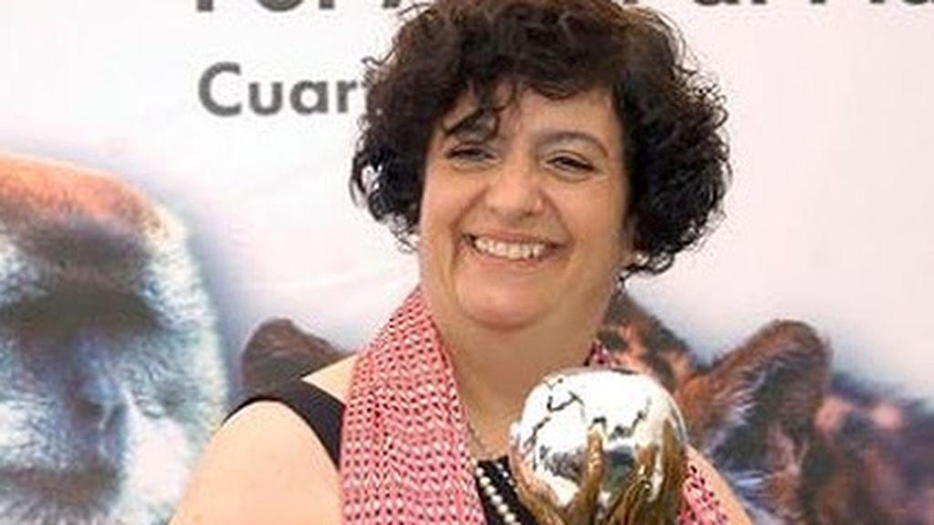 La científica Valeria Souza ha sido nombrada miembro honorario de la Academia Americana de Artes y Ciencias
