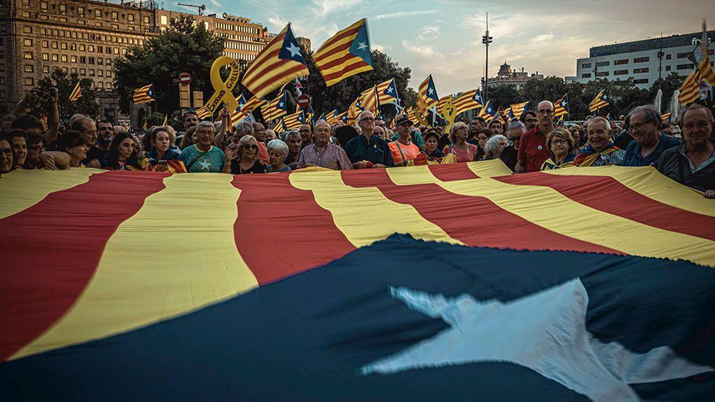 La cuestión catalana domina la campaña a dos semanas de las elecciones