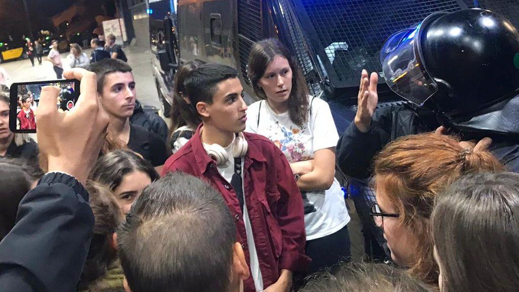 debate mossos