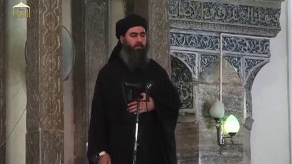 Operación Kayla Mueller para acorralar a Al-Baghdadi, líder del ISIS