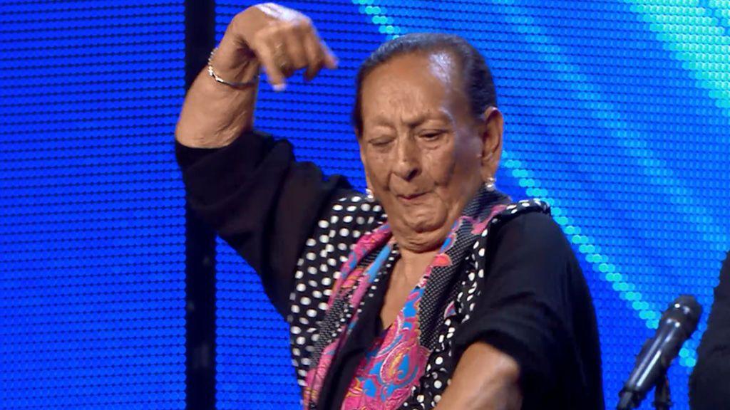 """Isabel Soto, de 70 años, recuperó su pasión por el baile tras cuarenta y seis años: """"Cuando bailo se me olvidan los dolores"""""""