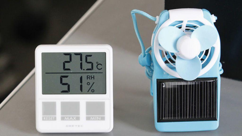 Los ganadores de la 'batalla del termostato' en el trabajo son más productivos