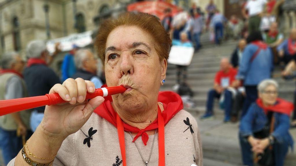 Juana y  las pensiones