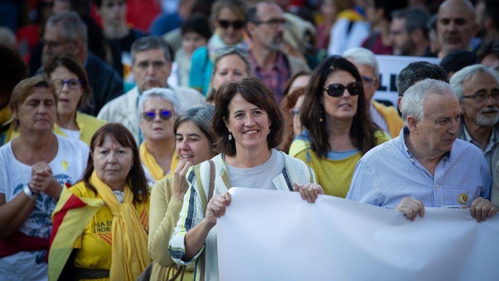"""La ANC defiende la violencia en Cataluña porque """"hace visible el conflicto"""" en el exterior"""