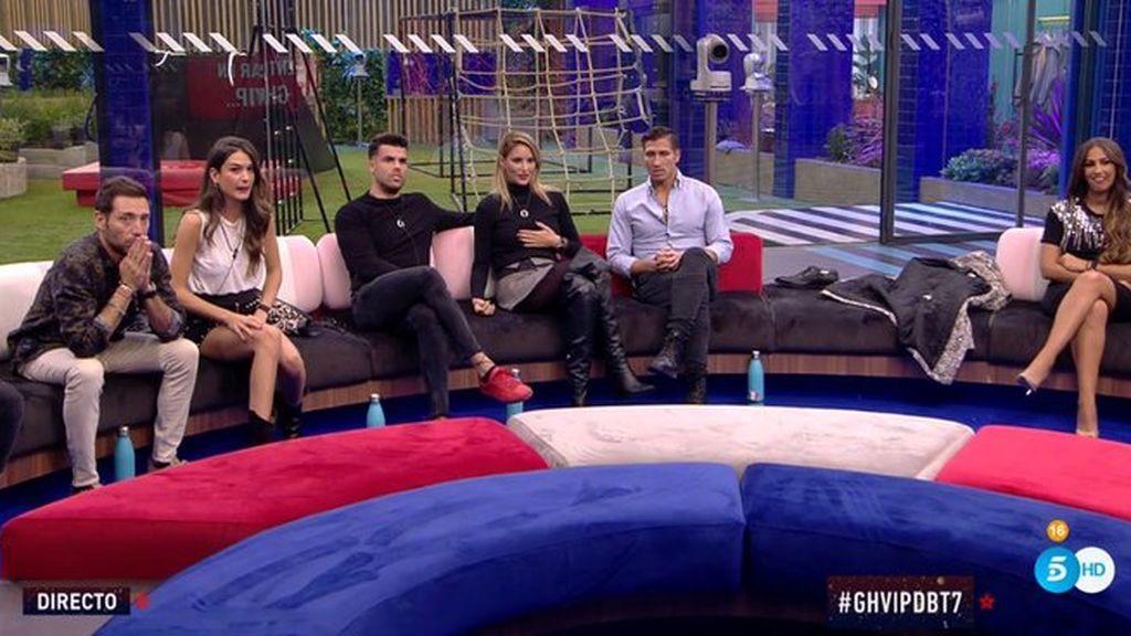 'GH VIP: el debate' e Informativos Telecinco 21:00 h y 15:00 h, trío de éxito para cerrar la semana