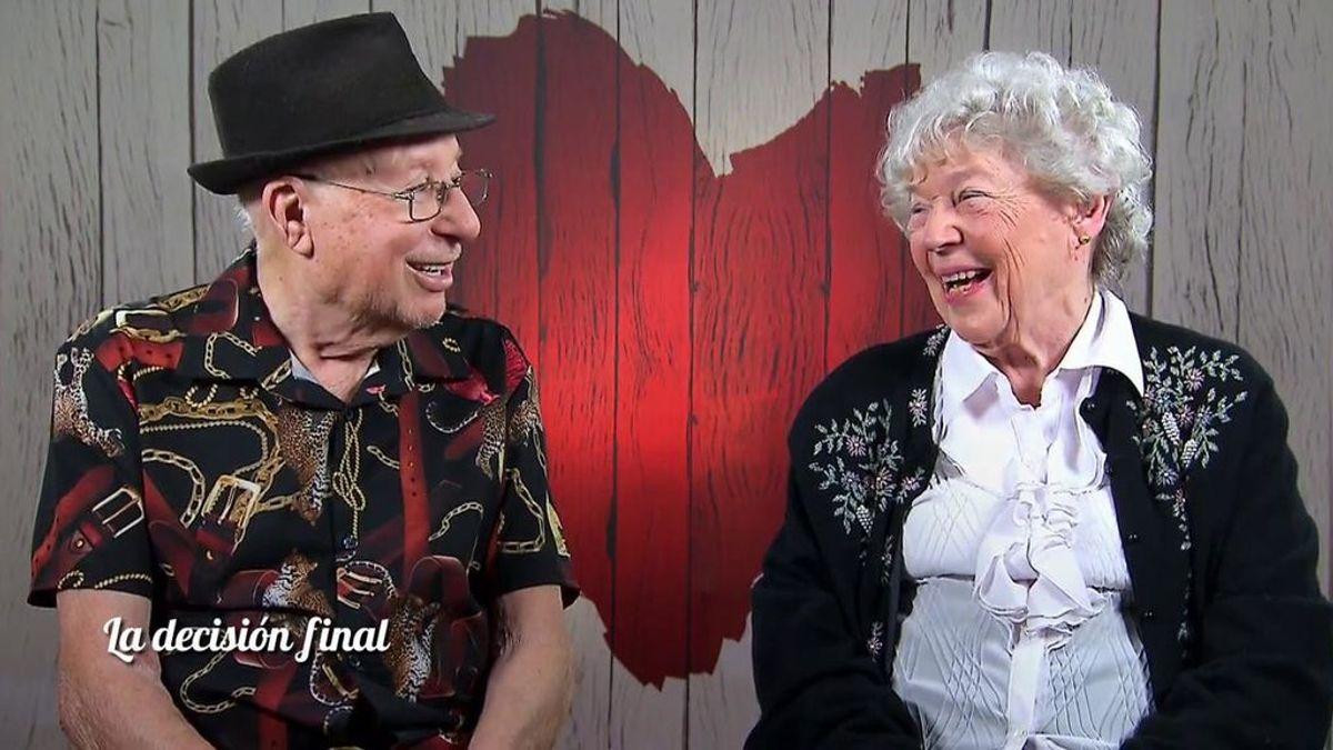 Betty y Giuseppe se reencuentran en 'First Dates' porque quieren terminar sus días juntos