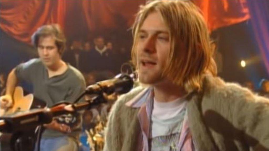 La famosa rebeca verde de Kurt Cobain vendida por 334.000 dólares