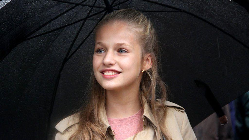 Leonor de Borbón cumple 14 años