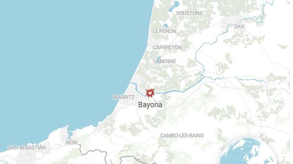 Tiroteo frente a una mezquita en Bayona: al menos, dos heridos