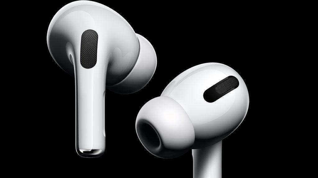 AirPods Pro, los nuevos auriculares inalámbricos de Apple