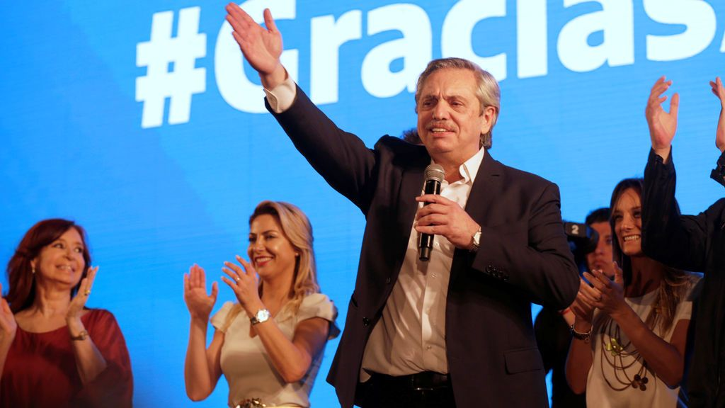 Alberto Fernandez nuevo presidente de Argentina