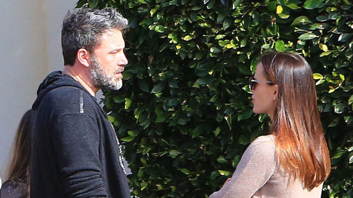 Ben Affleck confunde estando ebrio su casa con la de su ex mujer Jennifer Garner