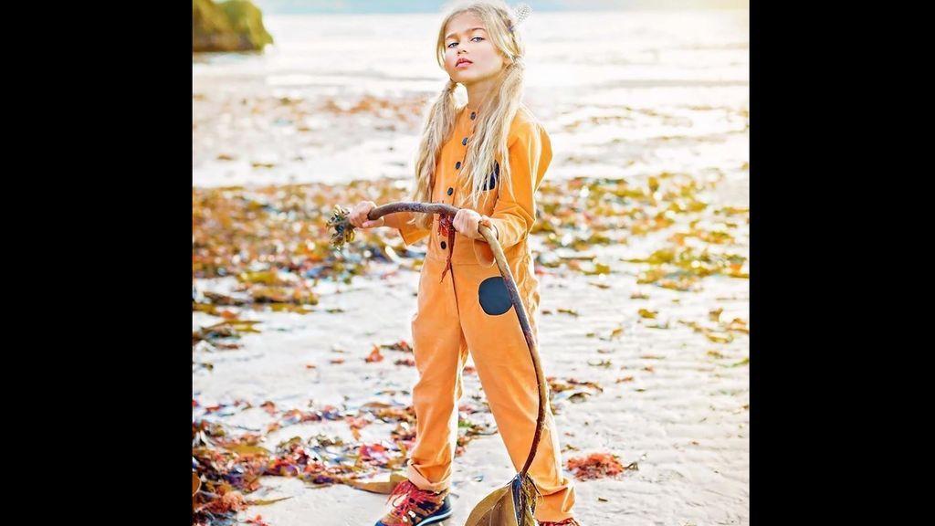 Kya-Shae Walker, la 'nueva' niña más guapa del mundo
