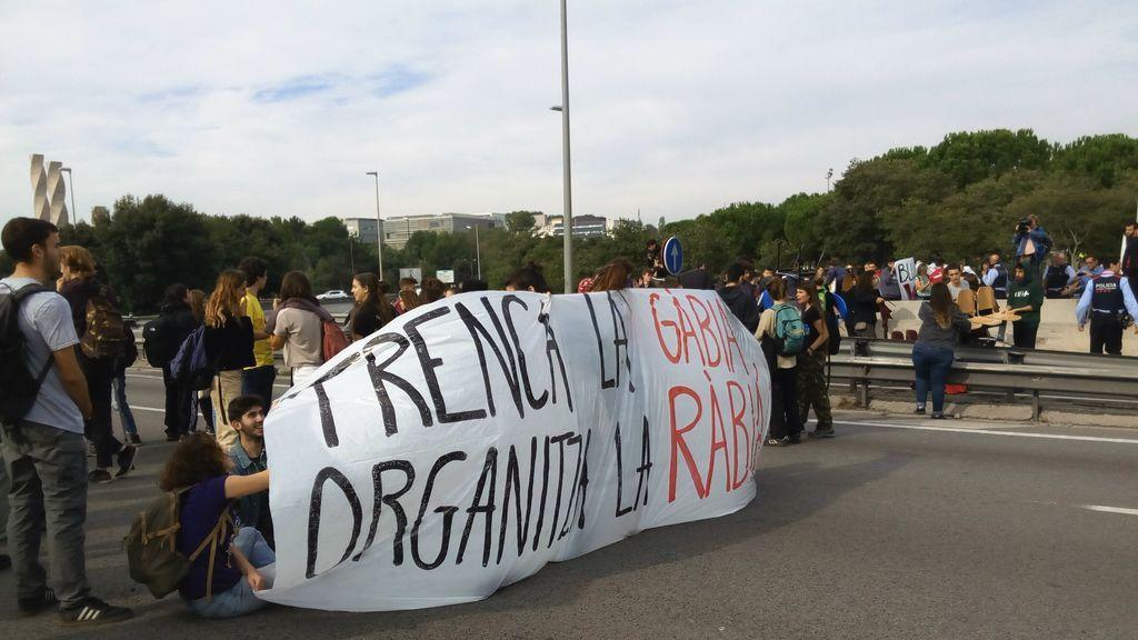 La CRUE apoya a las universidades catalanes que apoyan las protestas contra el Supremo