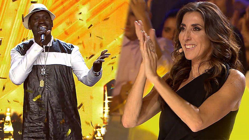 'Got Talent' registra su mejor share de la temporada tras crecer 1,1 puntos y duplica a Antena 3