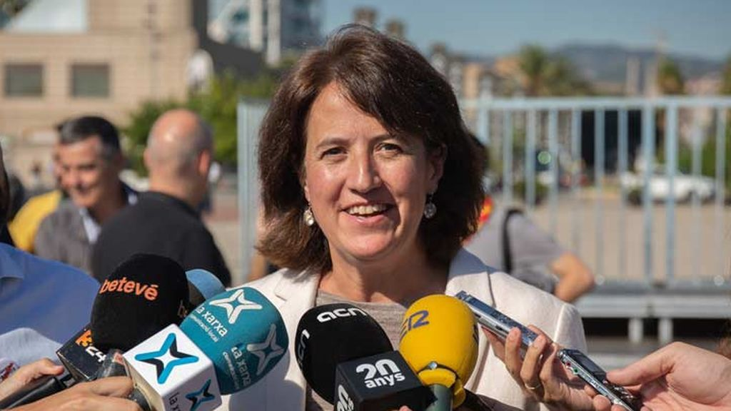 Societat Civil Catalana denunciará a la presidenta de la ANC por hacer apología de la violencia en TV3